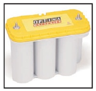 OPTIMA Yellow Top Deep Cycle D31T Stud post battery